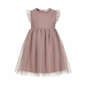 Bilde av Creamie Dress Mesh, Adobe Rose