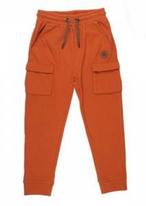 Bilde av Gullkorn Design Knaust Bukse, Orange Brun