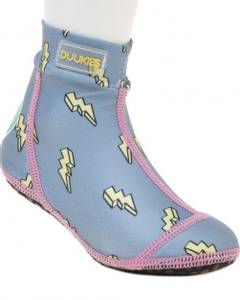 Bilde av Duukies Beachsocks, Lightning Blue, Badesokk