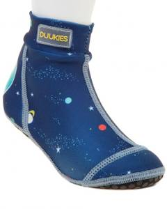 Bilde av Duukies Beachsocks, Planet Blue, Badesokk