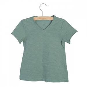 Bilde av Little Hedonist Shirt Nik Chinois Green