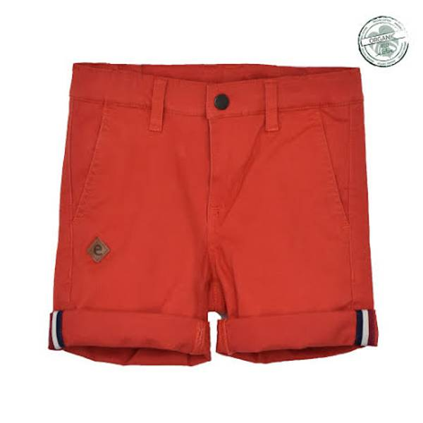 Ebbe Sterling Chinos Shorts, Coral Fire
