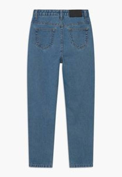 Grunt Mom Jeans, Authentic Blue
