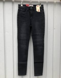 Bilde av Levis Jeans 720 High Rise Super Skinny Sort
