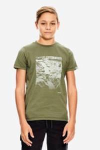 Bilde av Garcia Boys T-Shirt SS, Beetle