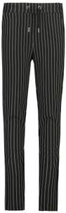 Bilde av Garcia Girls Pants med striper, Off Black