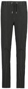 Bilde av Garcia Girls Pants med striper, Off Black