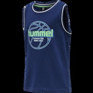 Bilde av Hummel Crusader T-shirt Estate Blue