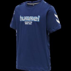 Bilde av Hummel Panther T-shirt Estate Blue