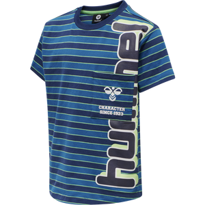 Bilde av Hummel Crush T-shirt Estate Blue