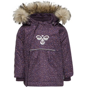 Bilde av Hummel Jessie Jacket AW20, Blackberry Wine,