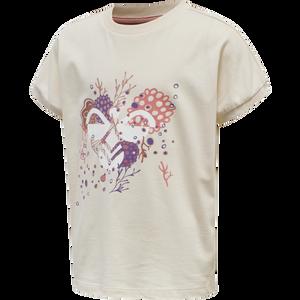 Bilde av Hummel Atlantis T-shirt, Perlemor