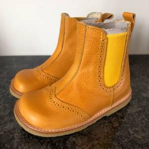 Bilde av RAP Chelsea Boots, Yellow