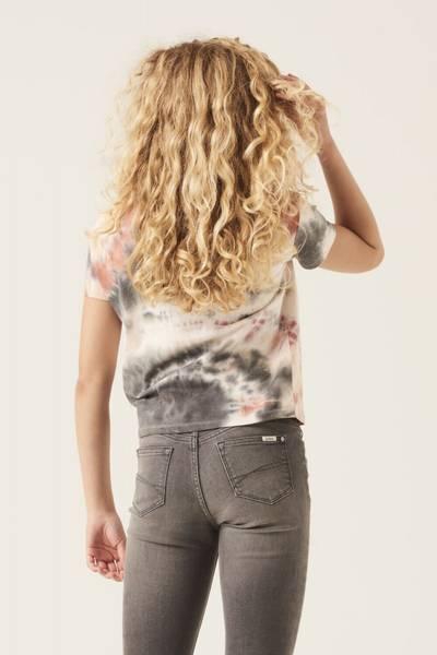 Garcia T-skjorte Jente, Tie Dye/Batikk