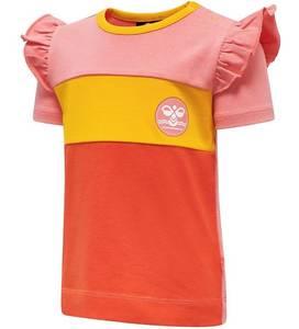 Bilde av Hummel Anni T-shirt Baby, Korall
