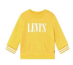 Bilde av Levis baby Sweatshirt, Gul