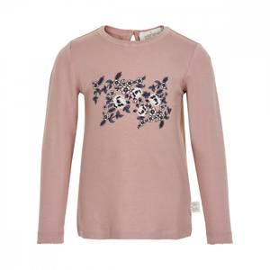 Bilde av Creamie T-shirt LS, Adobe Rose