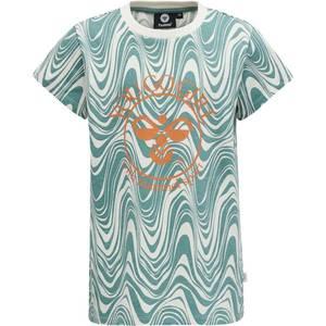 Bilde av Hummel Olivia T-shirt SS, Oil Blue AW20