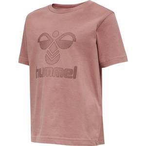 Bilde av Hummel Drei T-shirt, Burlwood
