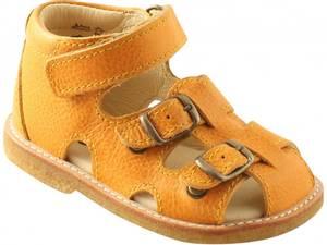 Bilde av RAP Sandaler SS19 Yellow, Gule sandaler til baby
