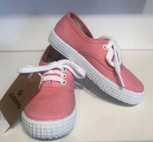 Bilde av Victoria Shoes Lace Ups, Flamingo 06613