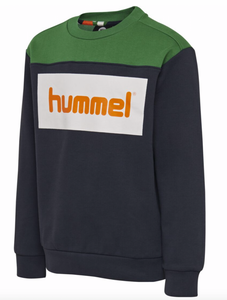 Bilde av Hummel Liam Sweatshirt, Blue Nights AW20
