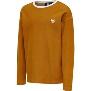 Bilde av Hummel Eiko T-shirt LS, Pumpkin Spice AW20