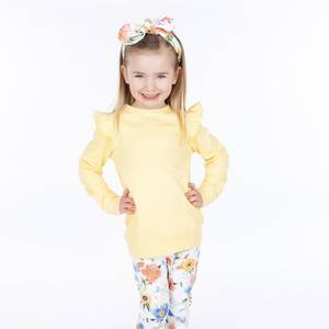 Bilde av Vilje & Ve Vera Collage Top SS20, Yellow
