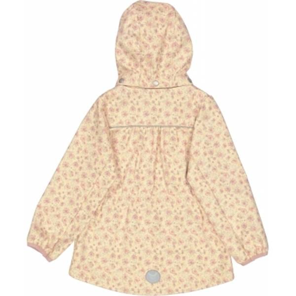 Wheat Softshell Jacket Gilda SS21, 9057 Soft Beige Flowers