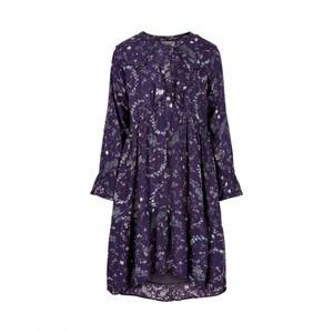 Bilde av Creamie Dress Wimsical Print, Nightshade