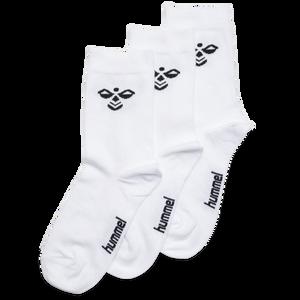 Bilde av Hummel Sutton 3-pack Socks, White