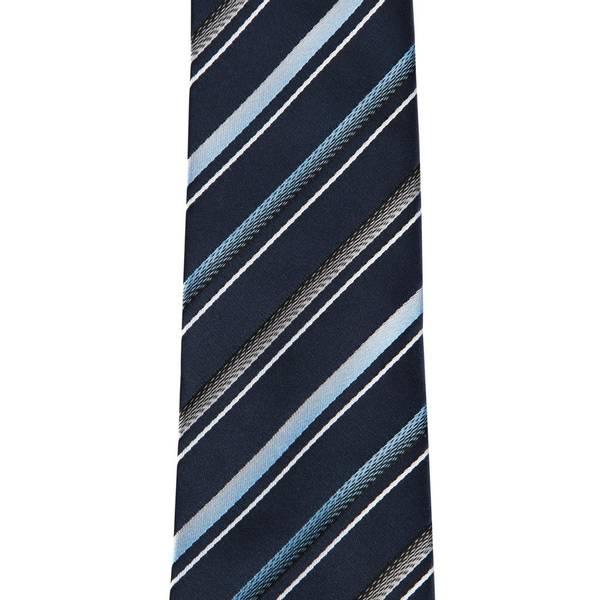 Pascal Slips Stripet, mørkeblå