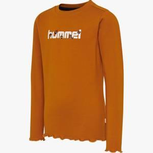 Bilde av Hummel Ayaka T-shirt LS, Pumpkin Spice