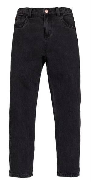 Garcia Mom Jeans Jente, Dark Used
