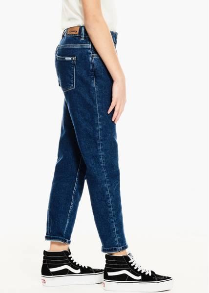 Garcia Mom Jeans Jente, Medium Used