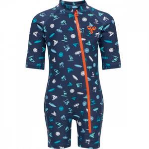 Bilde av Hummel UV-drakt/Beach Swimsuit, Dark Denim