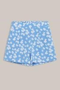 Bilde av Grunt Dana Flower Shorts, Blue