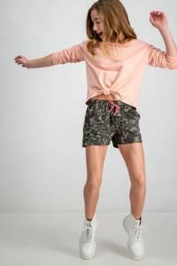Bilde av Garcia Girls Sweat Light Coral, rosa genser