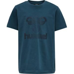 Bilde av Hummel Drei T-shirt, Midnight Navy