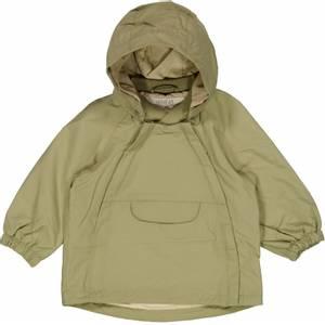 Bilde av Wheat Baby Jacket Sveo SS21, 4119 Dusty Green,
