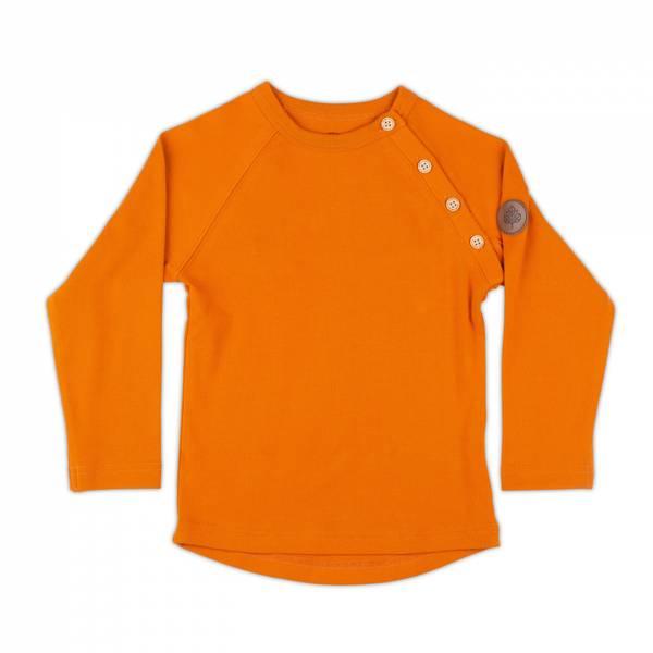 Gullkorn Design Villvette Longsleeve, Brent Orange