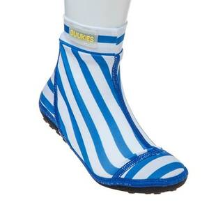 Bilde av Duukies Beachsocks, Blue Stripes, Badesokk