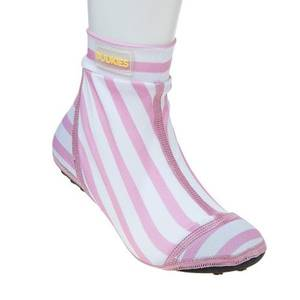 Bilde av Duukies Beachsocks, Pink Stripes, Badesokk