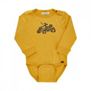 Bilde av Minymo Body Med Traktor, Yolk Yellow