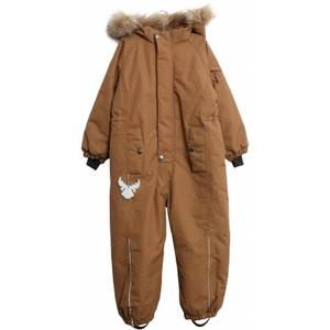 Bilde av Wheat Snowsuit Moe Tech, Caramel, vinterdress til
