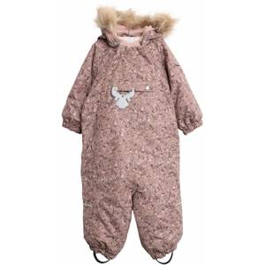 Bilde av Wheat Snowsuit Nickie AW20, Rose Flowers,