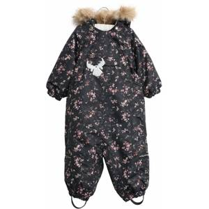 Bilde av Wheat Snowsuit Nickie AW20, Blue Flowers,