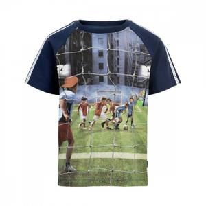 Bilde av MeToo T-shirt Fotball, Flerfarget