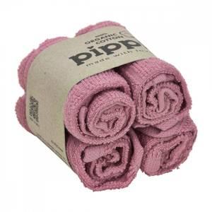Bilde av Pippi Vaskeklut 4pk Old Rose