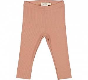 Bilde av MarMar Leggings, Modal pants, Rose Brown